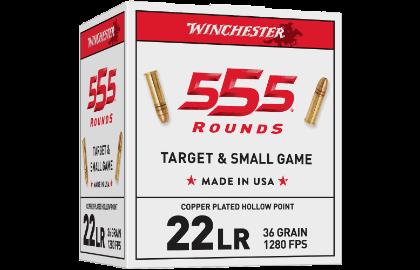 Winchester Super X 22LR 36gr LHP