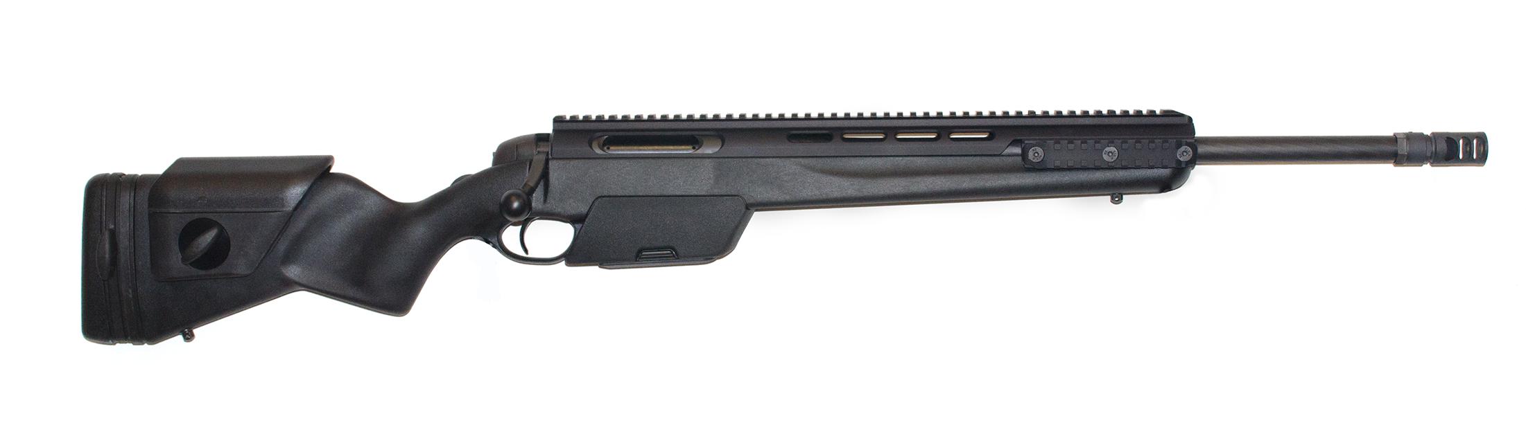 Steyr SSG04 A1 308Win Black Coloured Stock 10rnd Mag