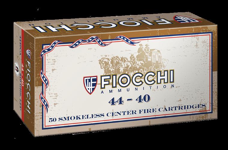 Fiocchi Cowboy Action 44-40Win 210gr LRNFP