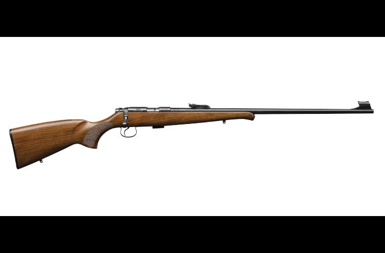 CZ 455 Camp Rifle Rear Peep Sight