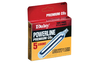Daisy CO2 cylinders (5pk)