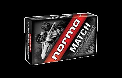 Norma Target .338 Lap Mag 250gr Sierra HPBT