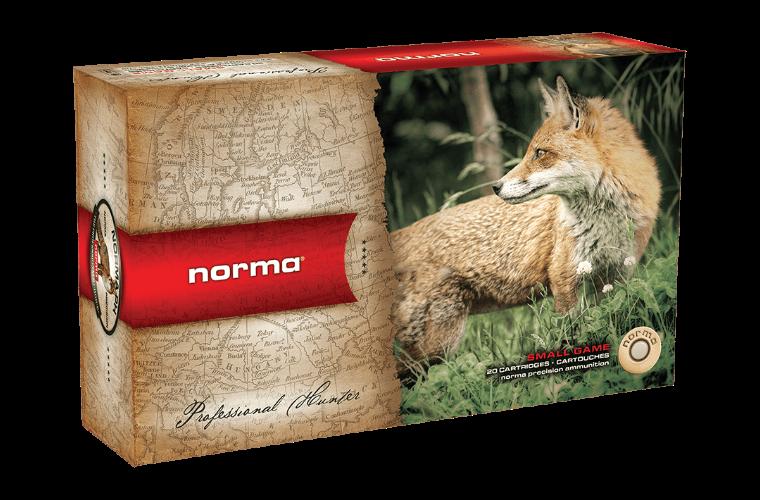Norma Jaktmatch 22-250Rem 55gr FMJ
