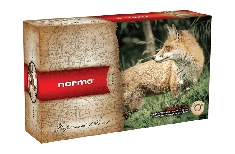Norma American PH 22-250Rem 53gr SP
