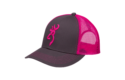 Browning Flashback Cap Neon Pink