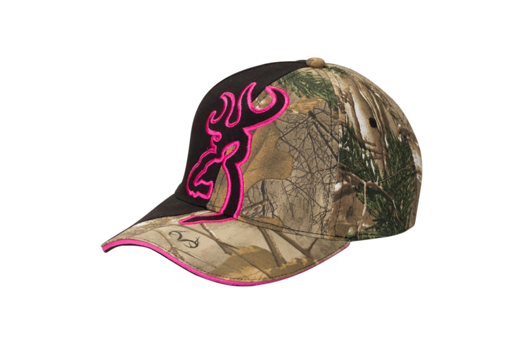 Browning Cap RealTree / Fuschia