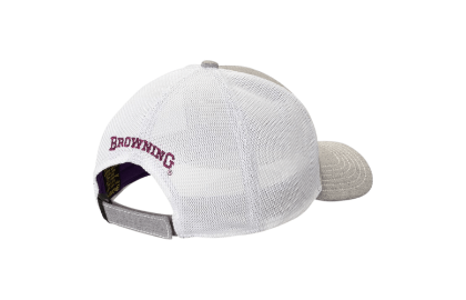 Browning Nadia Cap Grey/White