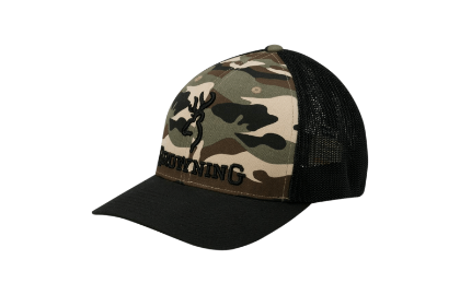 Browning Branded Cap Camo L/XL