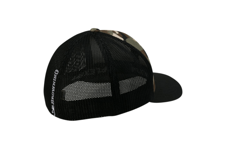 Browning Branded Cap Camo S/M