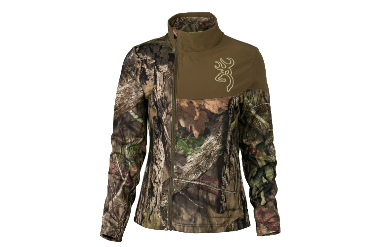 Browning Womens Fever Jacket Mossy Oak XL