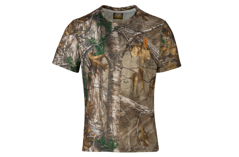 Browning Scope Tee Realtree Xtra M