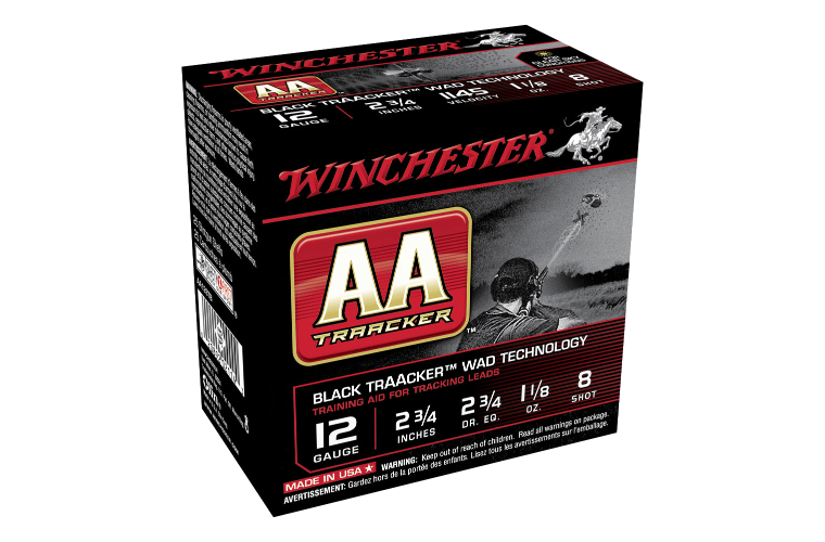 Winchester AA Tracker 12G 8 2-3/4