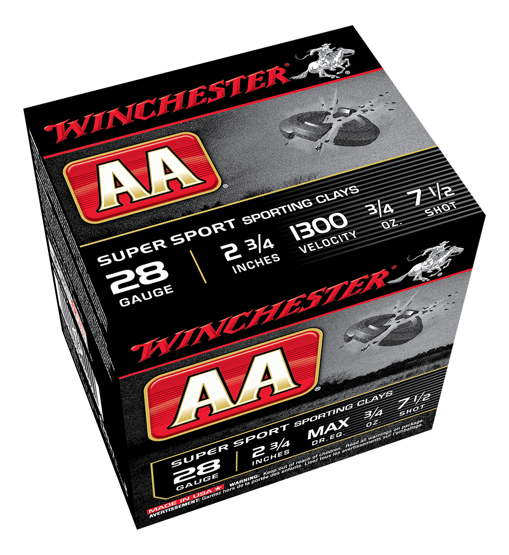 Winchester AA Super Sporting 28G 7.5 2-3/4