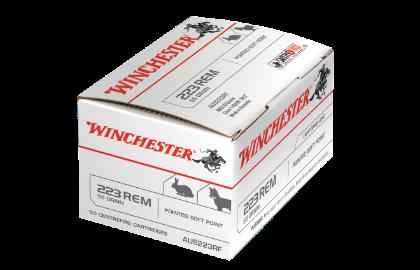 Winchester AUS value pack 223Rem 55gr PSP