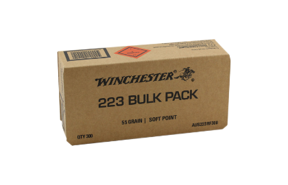 Winchester AUS Value pack 223 300 Rnd Bulk Pack