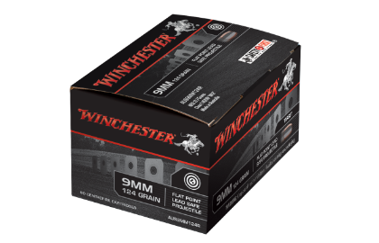 Winchester Aus Value Pack 9mm 124gr FP