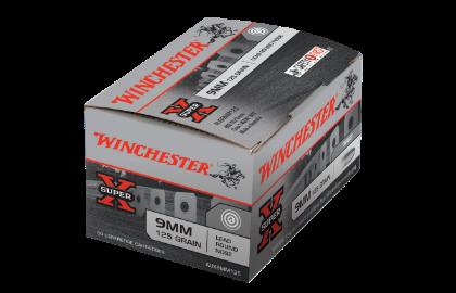 Winchester Aus Value Pack 9mm 125gr LRN