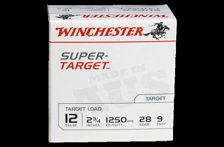 Australian Super Target 1250 9 2-3/4