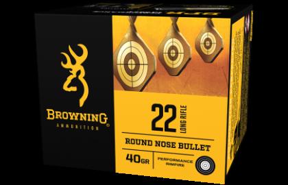 Browning BPR 22LR 40gr LRN