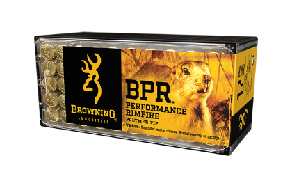Browning BPR 17HMR 17gr PT