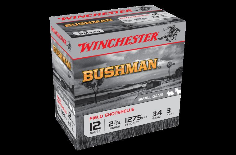 Winchester Bushman 12G 3 2-3/4