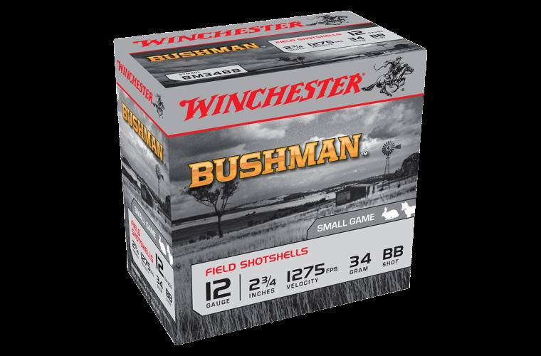 Winchester Bushman 12G BB 2-3/4