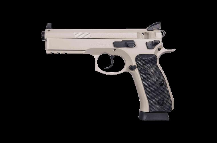 CZ 75 SP-01 Tactical UG 9MM 132mm 2 x S/mag 10rnd