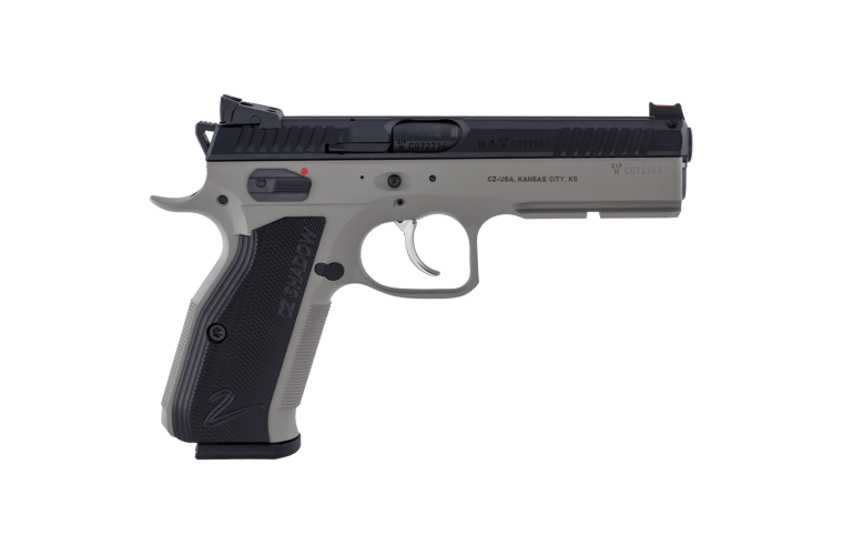 CZ 75 SP-01 Shadow 2 9MM 120mm, 2 S/Mags 10Rnd
