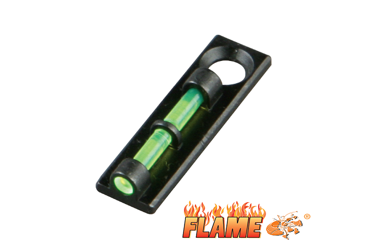 HIVIZ Flame Shotgun Green Sight
