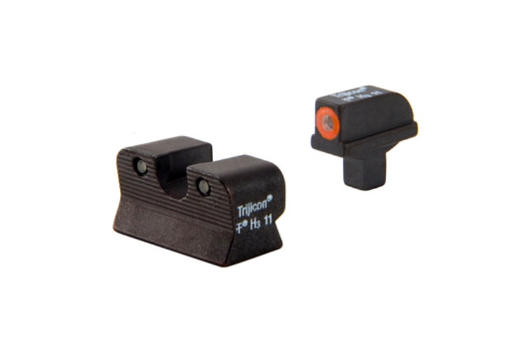HIVIZ Interchangeable Glock Front & Rear Sight Set