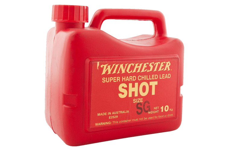 Winchester lead shot size 4 10kg