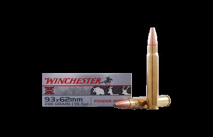 Winchester Super X 9.3x62 286gr PP