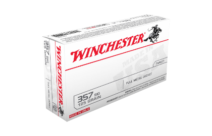 Winchester USA value pack 357Sig 125gr FMJFN