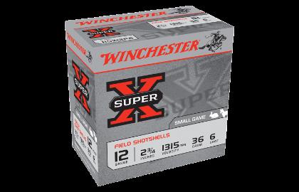 Winchester Super X 12G 6 2-3/4