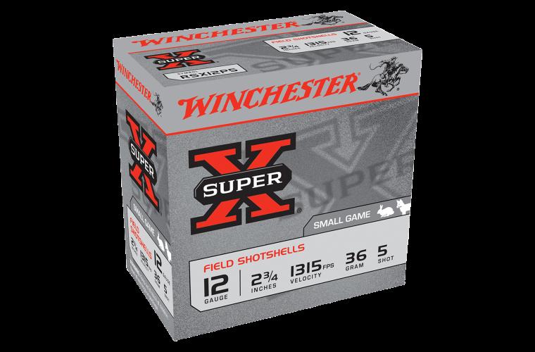 Winchester Super X 12G 5 2-3/4