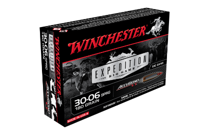Winchester Expedition Big Game 30-06Sprg 180gr ABCT