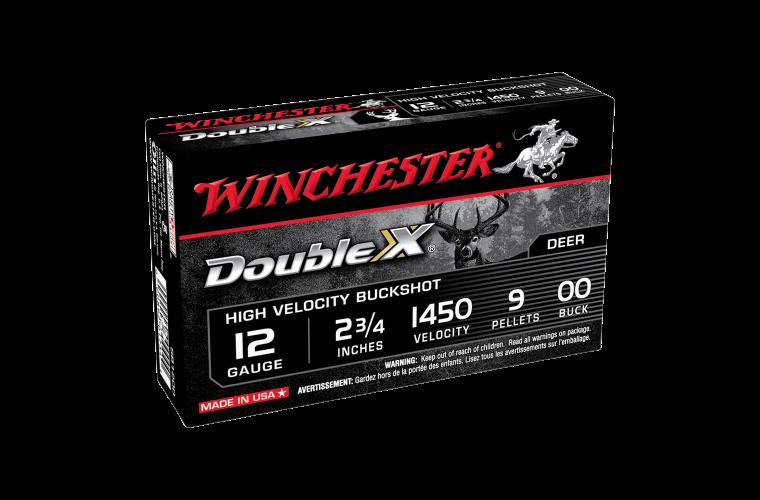 Winchester Supreme 12G OO 2-3/4
