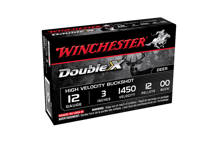 Winchester Supreme 12G OO 3