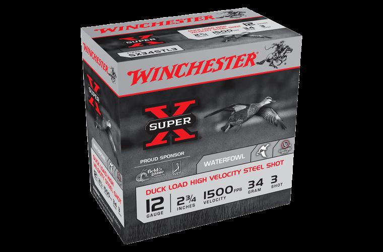 Winchester Super X Steel 12G 3 2-3/4