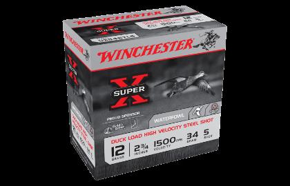 Winchester Super X Steel 12G 5 2-3/4