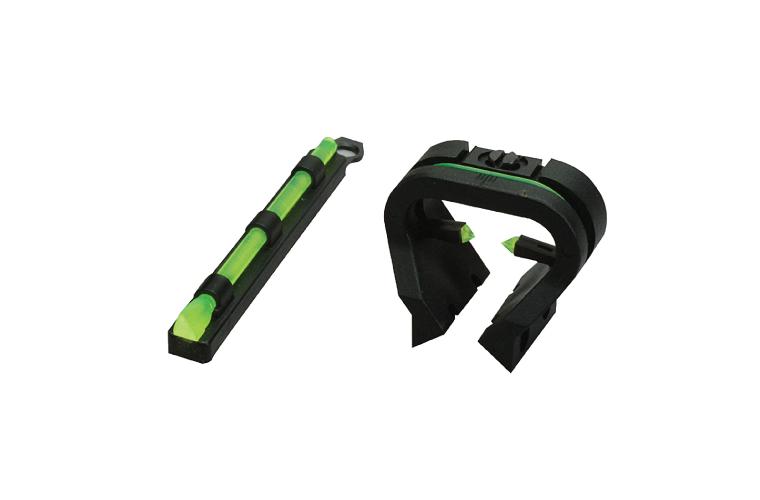 HIVIZ TriViz Shotgun Front & Rear Sight Set