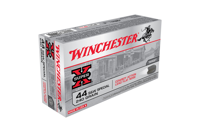 Winchester USA Cowboy 44S&W Special 240gr Lead