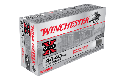 Winchester USA Cowboy 44-40Win 225gr Lead