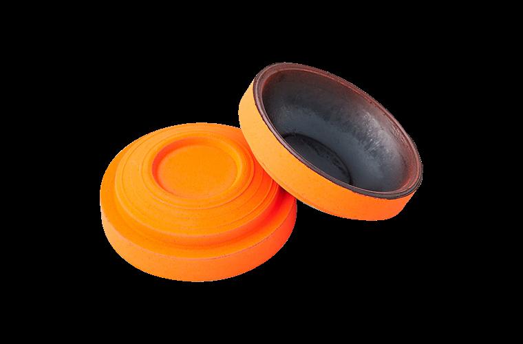 Vivaz clay target orange mini (180)