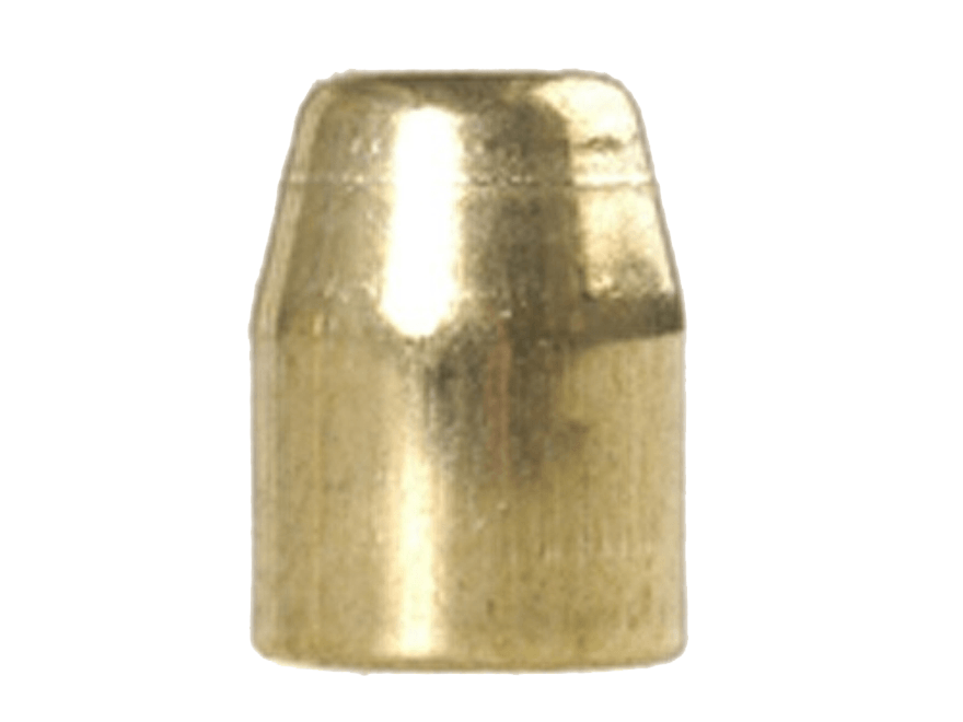 Winchester projectile 40S&W 165gr Truncated Cone