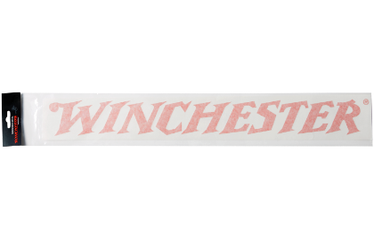 Winchester Windscreen Decal