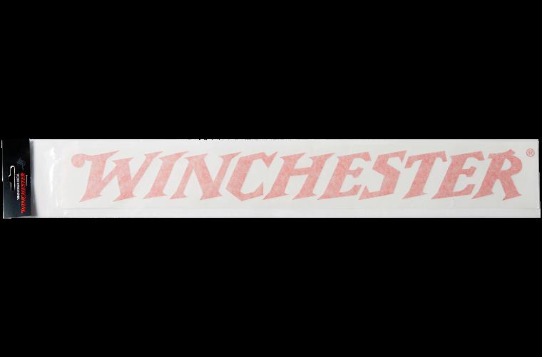 Winchester Windscreen Decal
