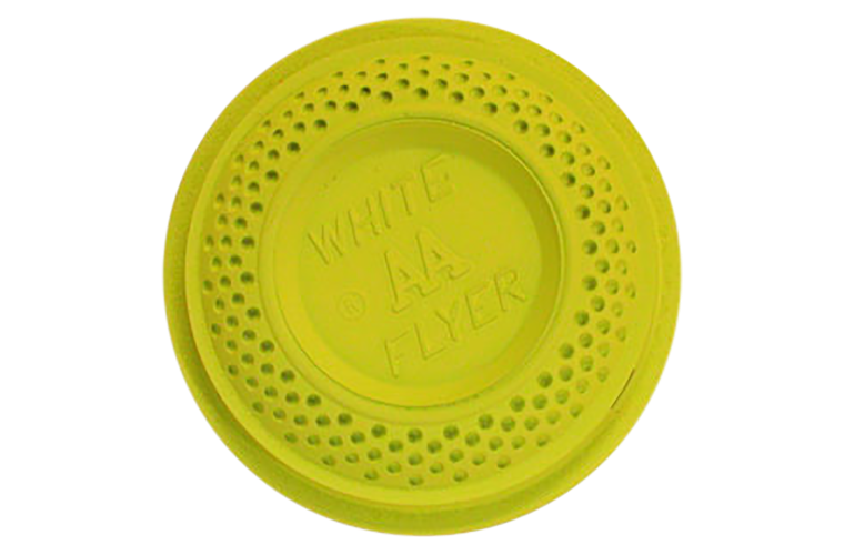 White Flyer Green Top Normal Clay Targets (135)