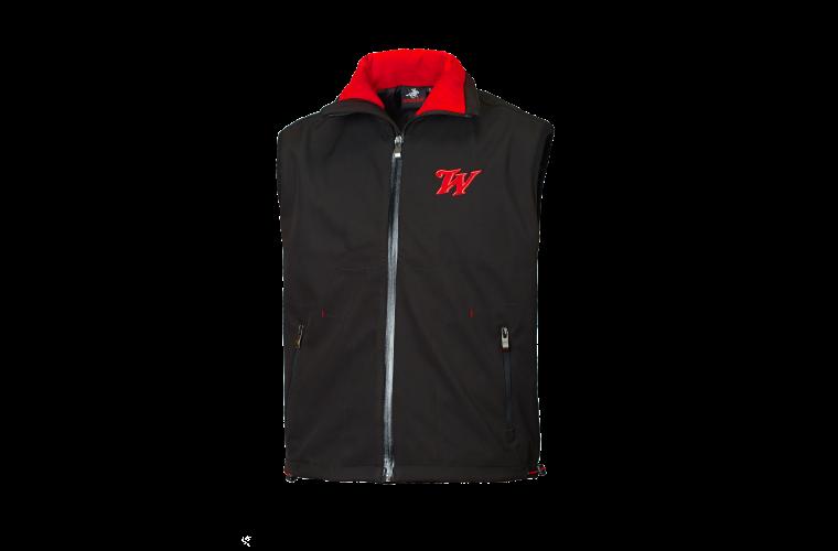 Winchester soft shell vest
