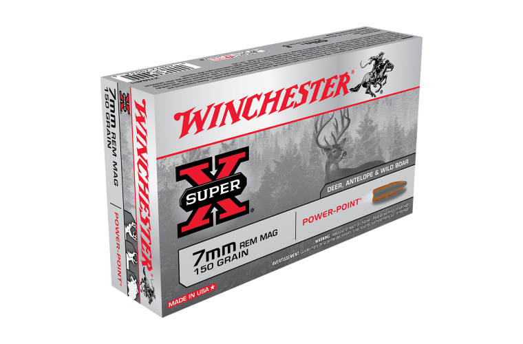 Winchester Super X 7MM RM 150gr PP